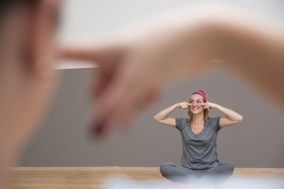 Tvárová joga omladzuje a nebolí